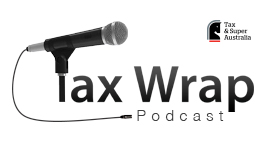 Tax Wrap podcast