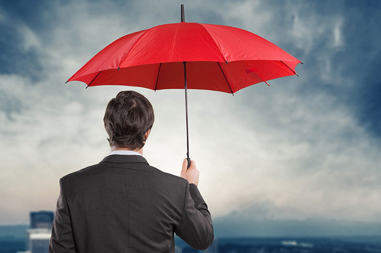 Can your client claim a tax deduction for insurance premiums?