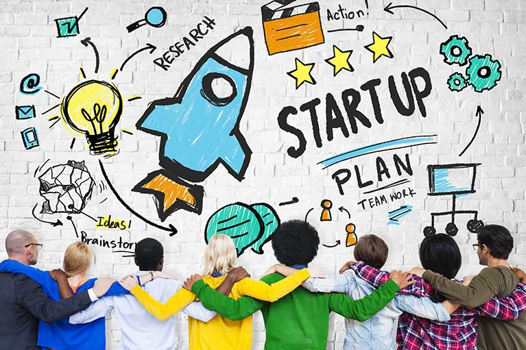 Immediate deduction for start-up costs