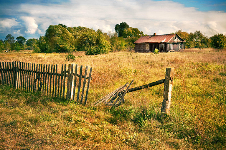 CGT implications of subdividing and building on the family property