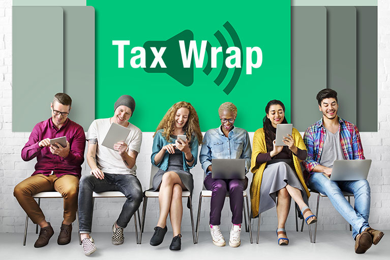 Tax Wrap podcast: Hits of 2017