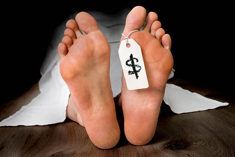 with the birth of every SMSF it pays to think about death