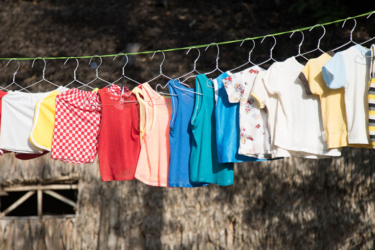 laundry claims will be hung out to dry
