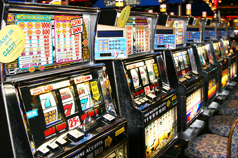 Deductions for pokies operator